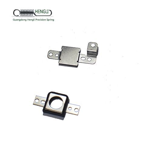 Customized Cell Phone Camera Metal Spare Parts,stamping Prec