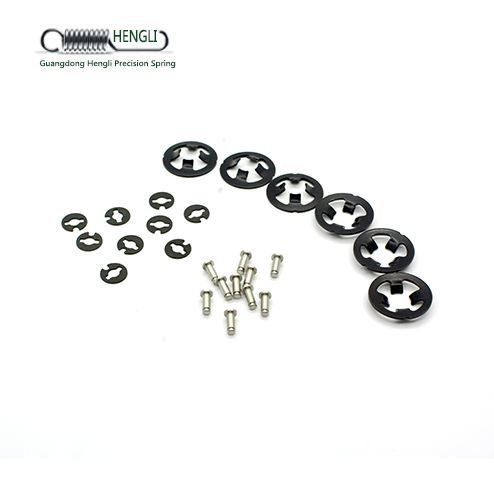 Fan Parts/ Screws/ Nuts/washers/Clamping clips
