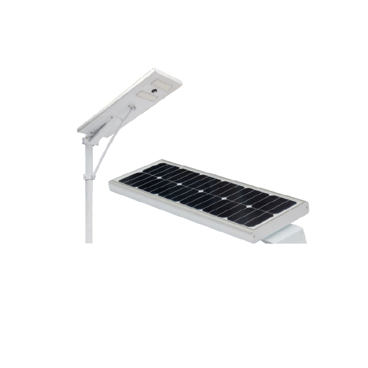 IP65 15W/ 20W/ 30W Integrated  Solar Street Lamp