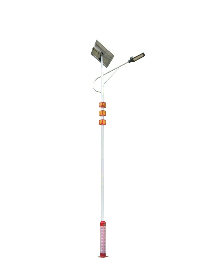 Solar Ethnic Custom Street Light (5m)