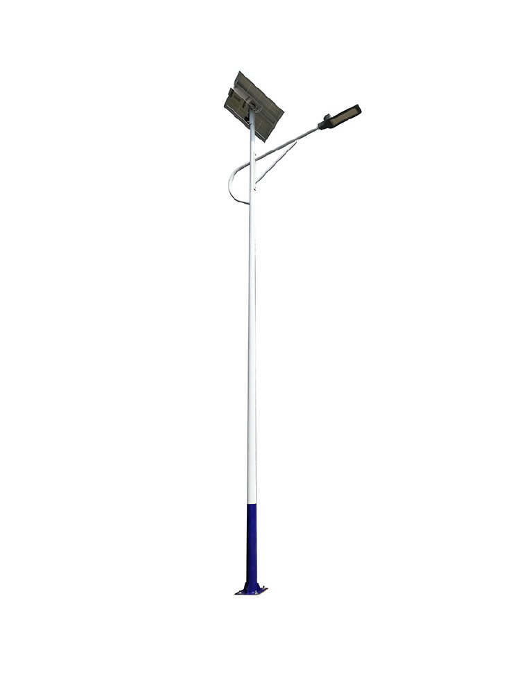 Solar LED Street Lamp High Quality Lithium Battery (7m)