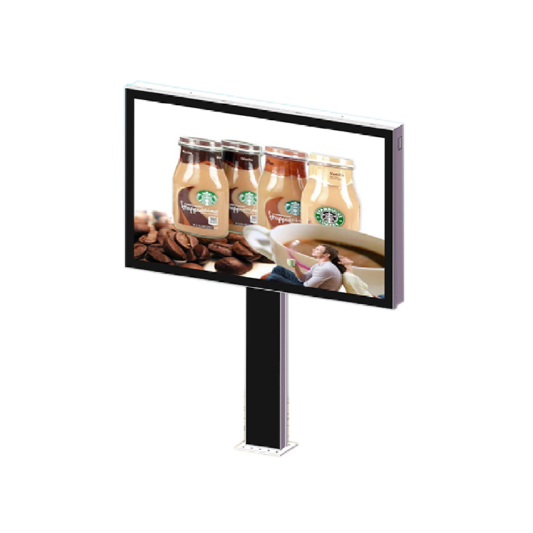 Scrolling outdoor advertising billboard light box 013