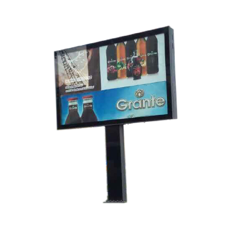 Scrolling outdoor advertising billboard light box 008
