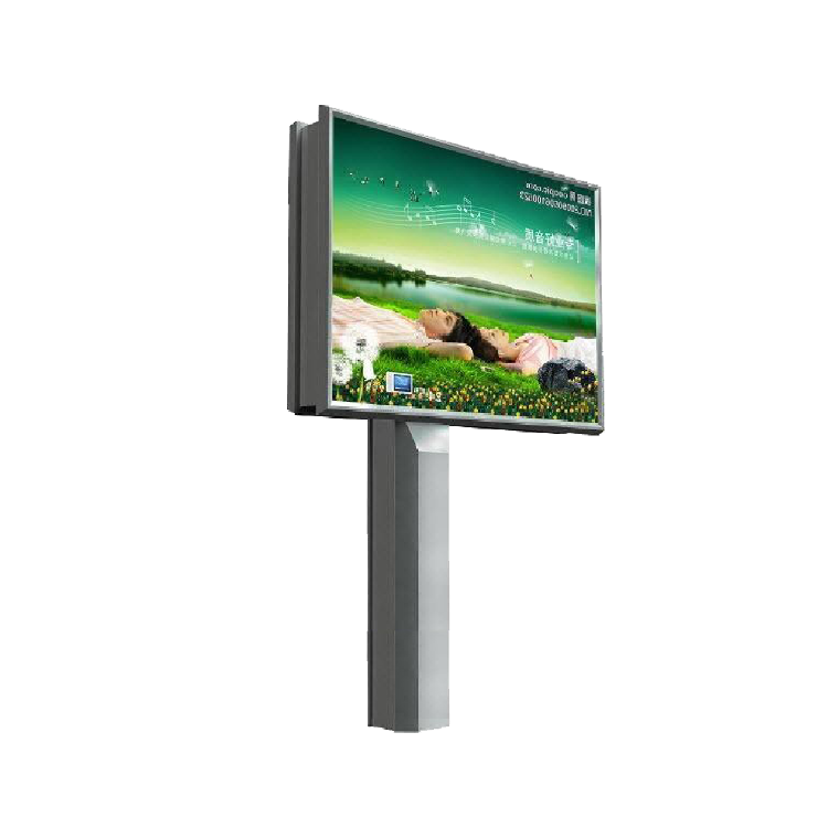 Scrolling outdoor advertising billboard light box 005