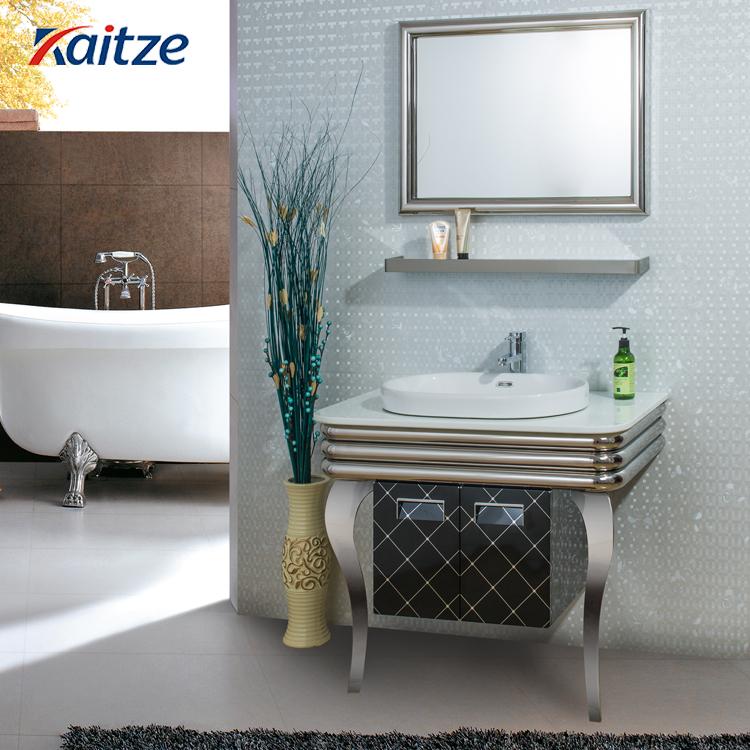 Europe Style Bathroom Vanity Sink Combo