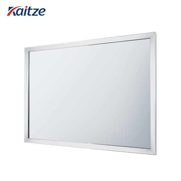Stainless Steel Edging Bathroom Mirror