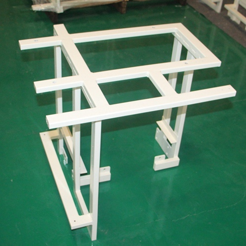 equipment rack metal frame for machines