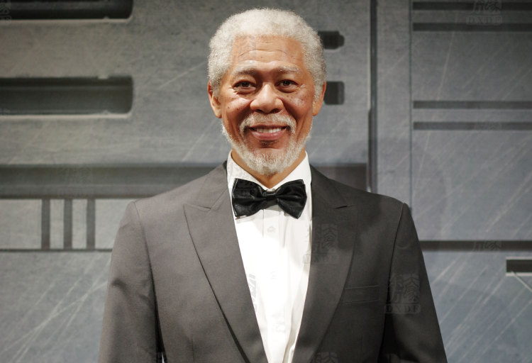 Legendary Hollywood Movie actor, producer Morgan Freeman