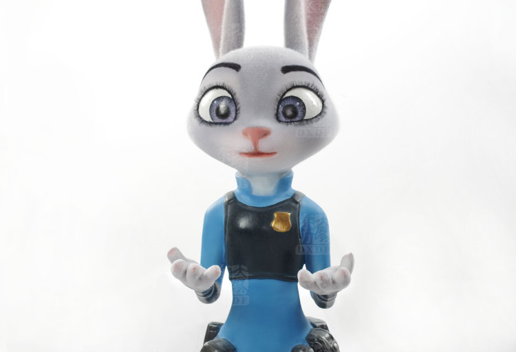 Best Wax Statues of Movie Animation Character Judy