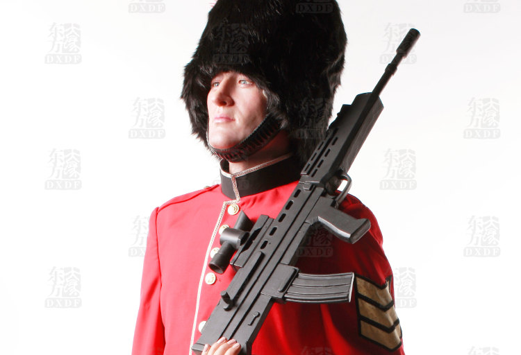 Life Size Wax Figures For Sale Waxwork Palace Guards