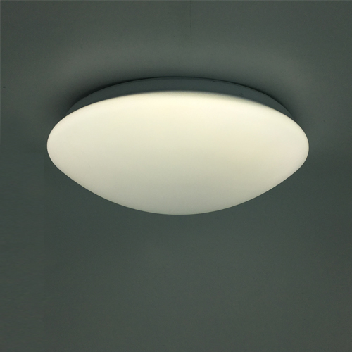 Mushroom shape white covers circle led ceiling light
