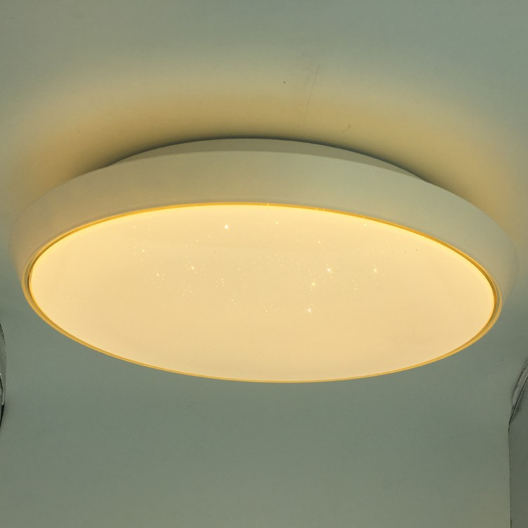new products living room big round modern led false ceiling