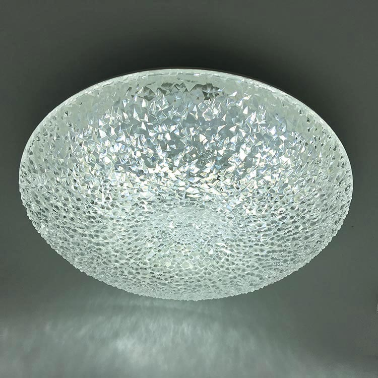Glass design shinny twinkle star warm atmosphere to home LED