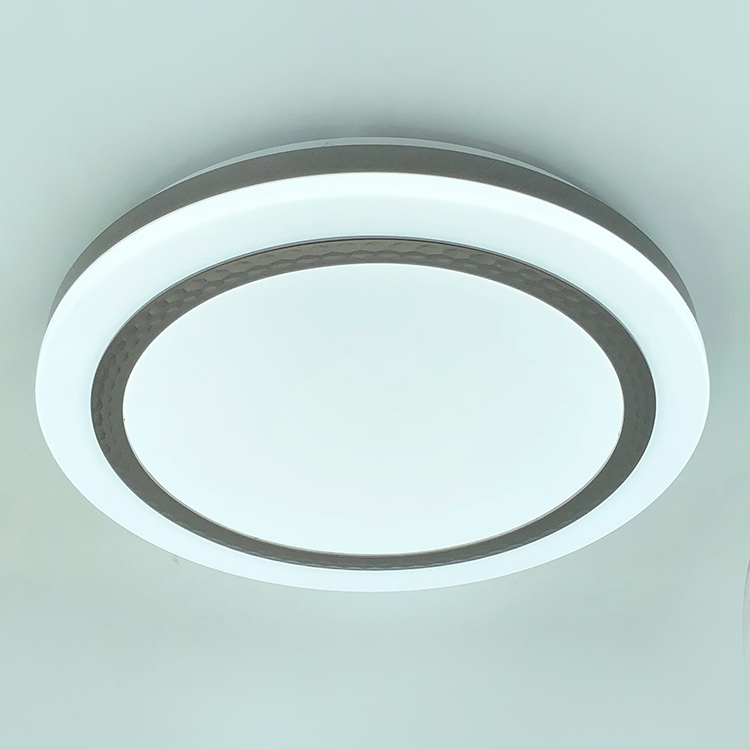 LED ceiling lamp round coffee decoration frame hot sale