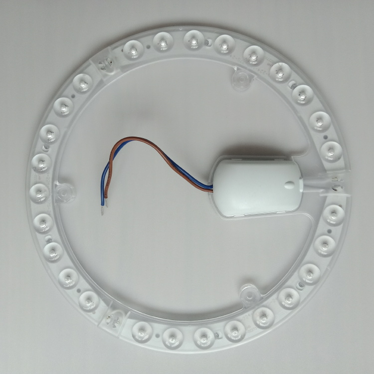 plafoniera led sorgente luminosa SMD 2835 modulo led 12W 18W