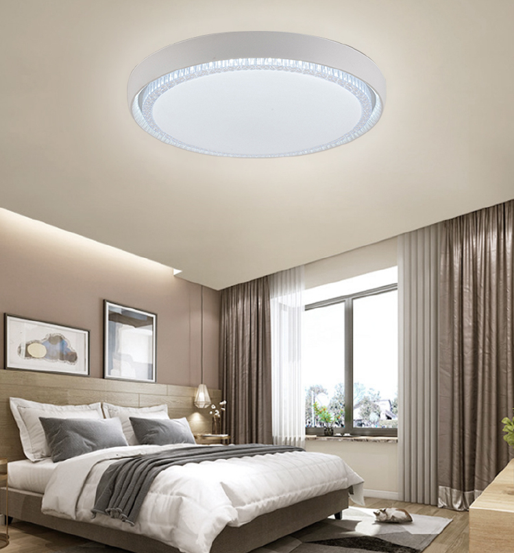 LED ceiling light round