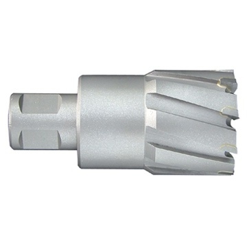 TCT Annular Cutter with weldon shank