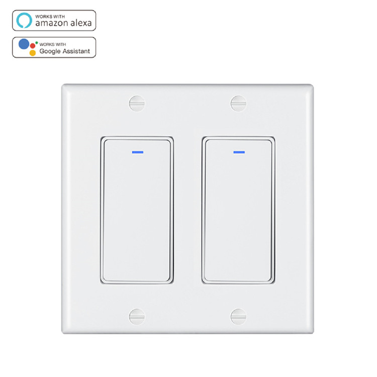 US Dual Smart Switch   DS-122-S