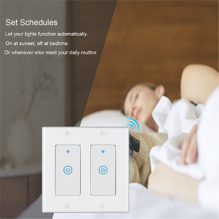 American Standard Dual Smart Switch DS-123-1S