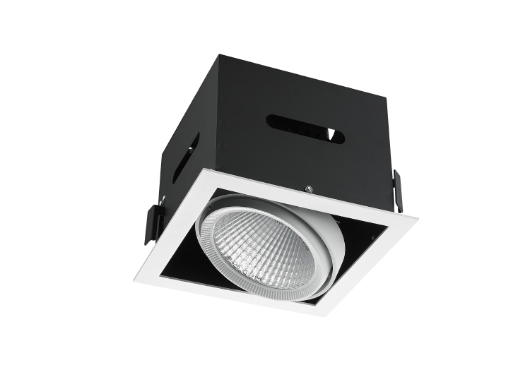 LED Grille Downlight 1x30W 1x35W 1x45W