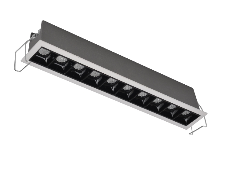 Linear LED Downlight 10x2W