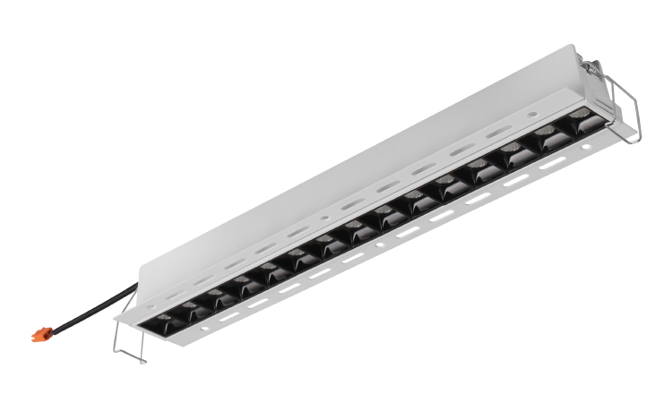 Frameless Linear LED Downlight 15x2W
