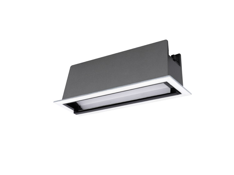 Asymmetric Linear LED Downlight 5x2W