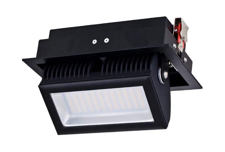 140° Rectangular Downlights 20W 30W 40W 50W