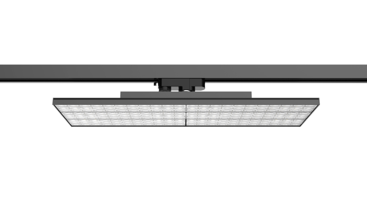 Slim Panel Track Light