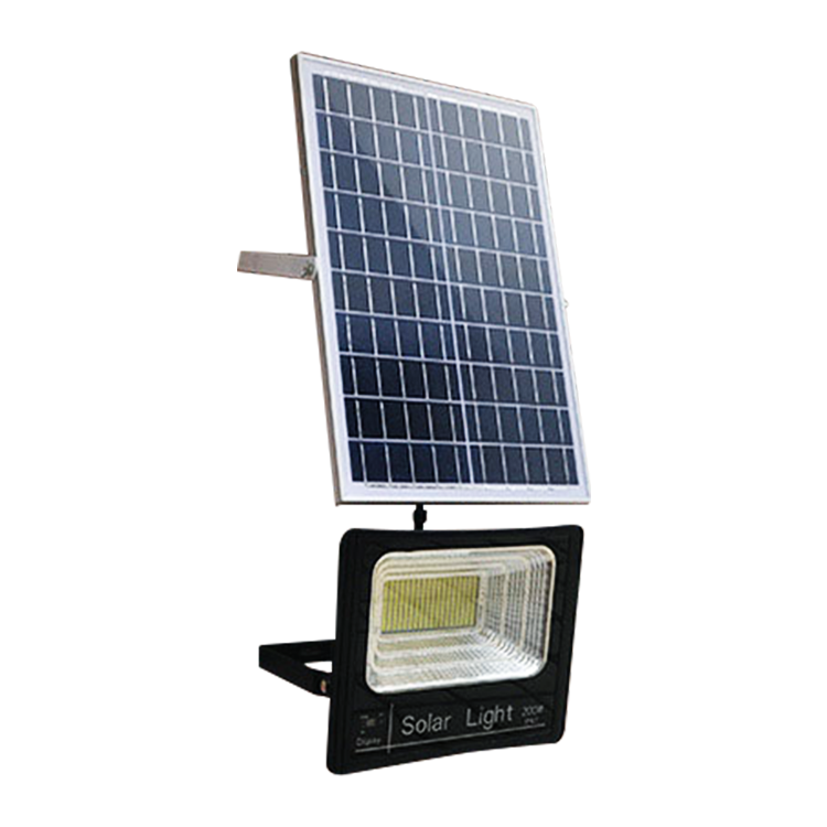 Factory Price 100w 200w Solar Led Flood Light Outdoor China