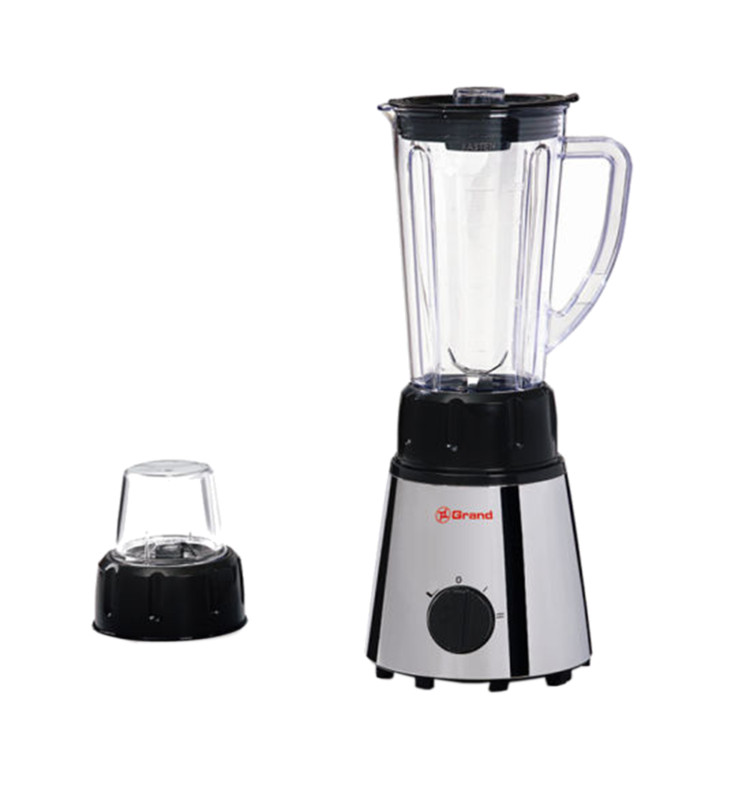 1250ml Plastic Jar Healthy Blender Mill Food Mixer 2 in 1 B2