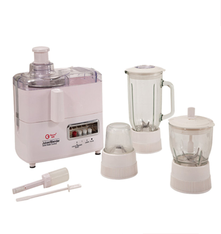 ABS Plastic 3 in 1 Multifunctional Juicer Extractor Blender
