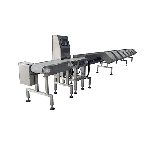 multi-weight grader,frozen food to check weight,
