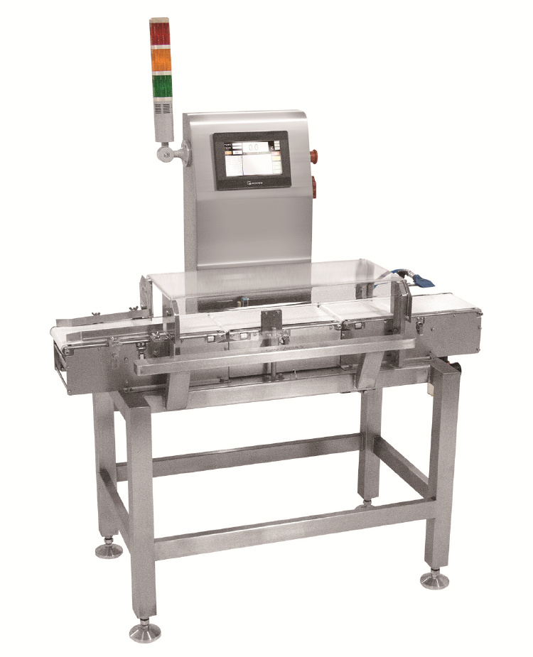 checkweigher, checkweighing,  weighing, food industry
