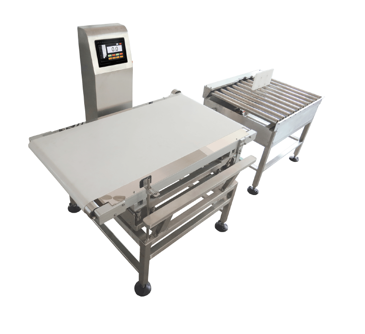checkweigher for carton heavy Products