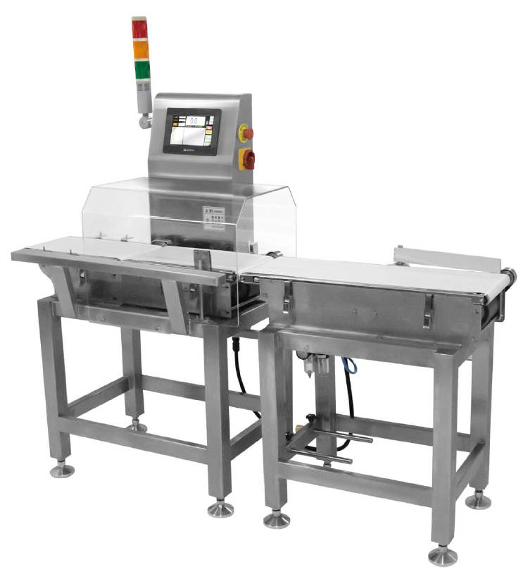General Purpose checkweigher, pharmaceutical, food industry