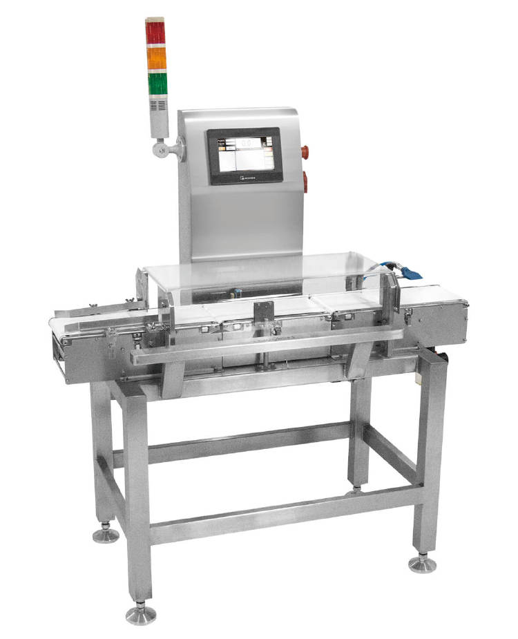 Dynamic Checkweighers for on-line weighing food and industry