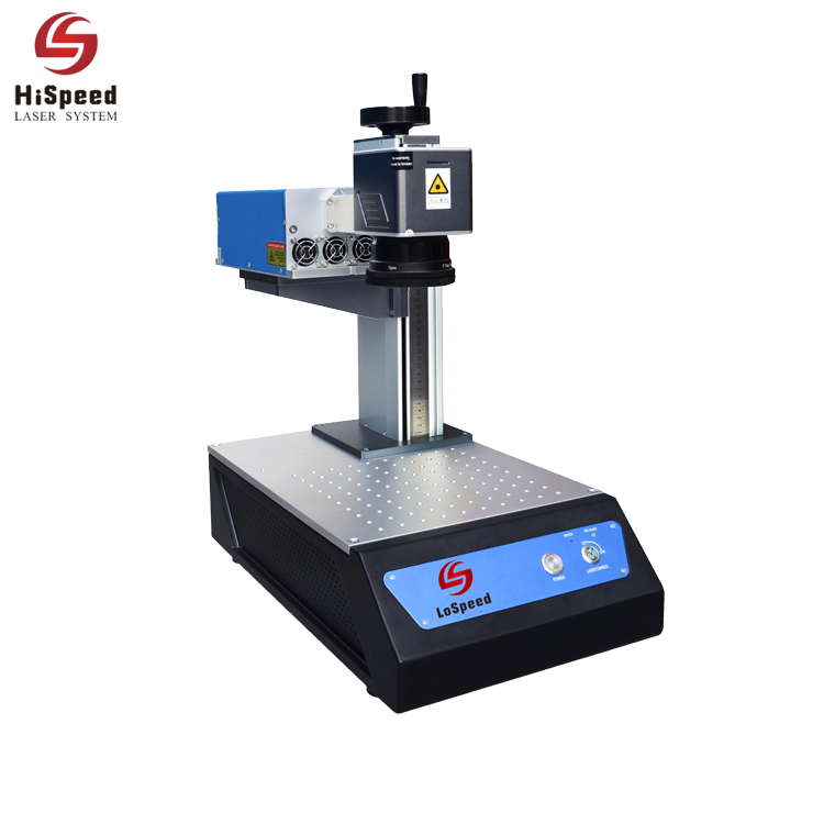 Mini Portable 1.5 Watt UV Laser Marking Machine