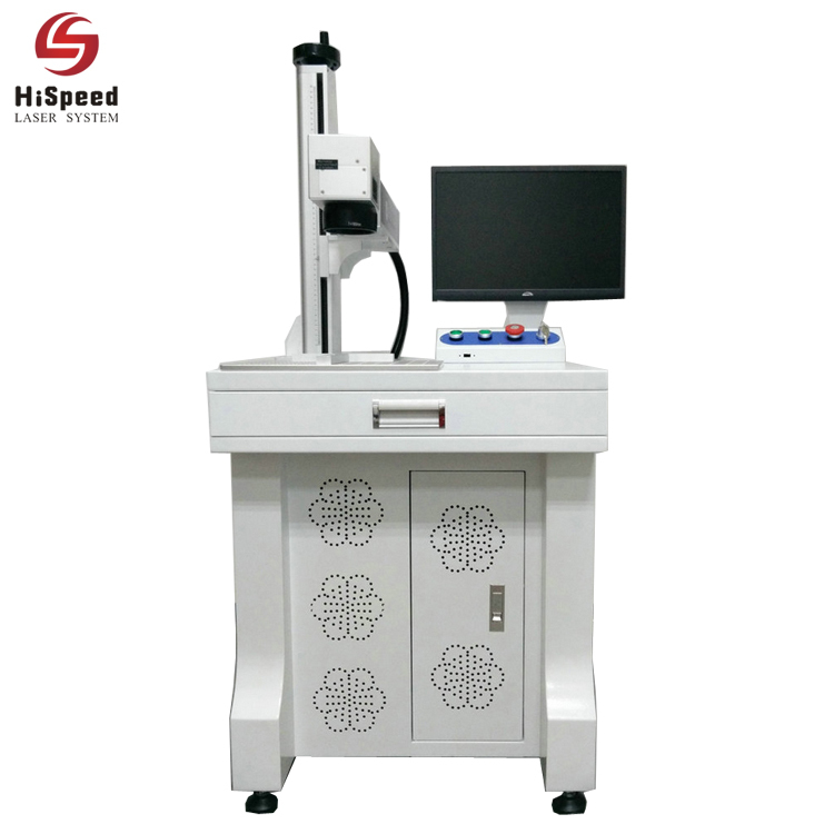 Desktop Mopa Laser Marking Machine 20Watt 30Watt